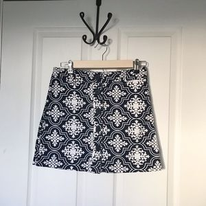J.Crew Button Up Skirt Size 0